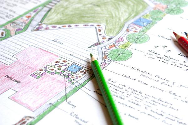 garden designer, Fionnuala Carroll