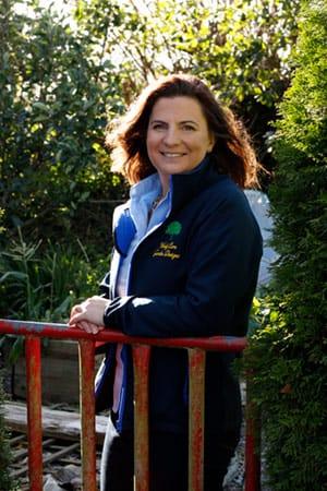 garden designer Fionnuala Carroll