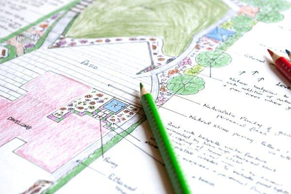 Fionnuala Carroll, garden designer